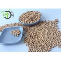 Beige Spheric 4a Molecular Sieve Desiccant For Drying Natural Gas Chemical Manufactures