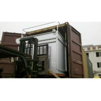 China 380V 3P 50HZ Closed Circuit Cooling Tower 50 M3/H Nominal Flow Rate Long for sale