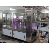 Quality 3 in 1 Mineral Water Filling Machine Fully Automatic For PET Bottle for sale