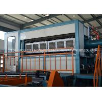 Fully Automatic Waste Paper Pulp Egg Tray Machine With CE Authentication Manufactures