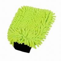 Best auto Chenille Microfiber Car Cleaning Gloves/Cloth Manufactures