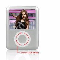 New 1.8 Inch LCD MP4 Player with Scroll Click Wheel Manufactures