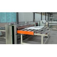 China Low Cost Plaster Board PVC and PET Laminating Line with Cutting and Packing System on sale