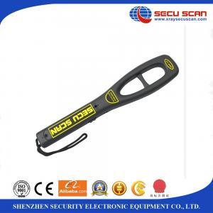 China AT - 2009 Human body super scanner handheld metal detector wand Anti Fall on sale