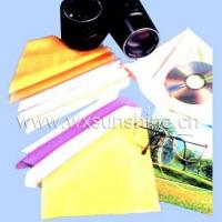 Quality sunglass cleaning cloth for sale