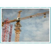 Small Mobile Construction Tower Crane Jib Length 50m Building Tower Crane Manufactures