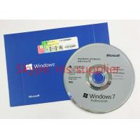 Microsoft Original Windnows 7 Professional 32 / 64Bit DVD / CD  Media Retail Online Activation Manufactures