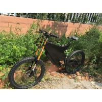 Fighter Fat Stealth Bomber Electric Bike B52 3000w 72v Non - Foldable For Stunt Manufactures