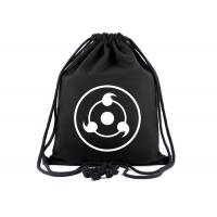 China Dust Proof Reusable Drawstring Cinch Bag , Breathable Cotton Drawstring Storage Pouch on sale