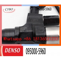 China 095000-5960 23670-E0301 DENSO Common Rail Injector on sale