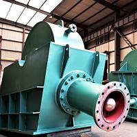 China High Efficiency Customized Pelton Turbine Generator With Stainless Steel Runner on sale