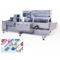 High Speed Fully Automatic Cartoning Machinery , Medicine / Food Box Packing Machine Manufactures