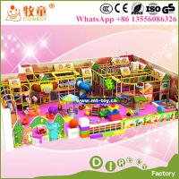 Guangzhou Cowboy Factory Price Commercial Kids Indoor Playground Equipment for Sale Manufactures