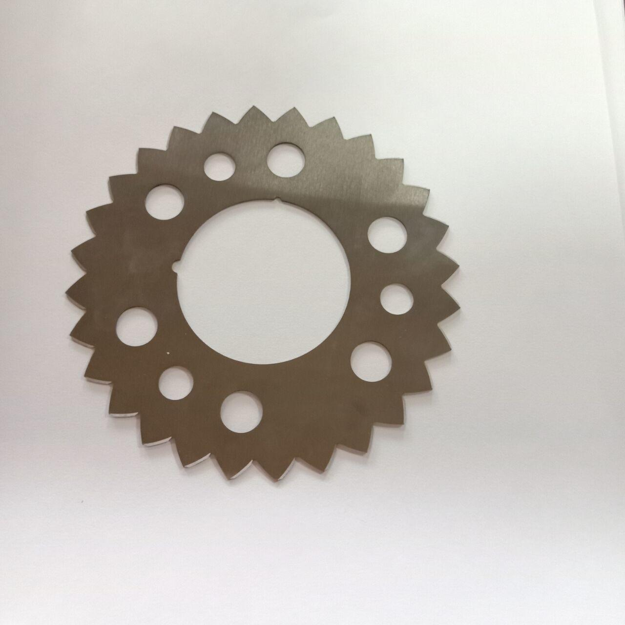 High Strength Tungsten Carbide Tipped Circular Saw Blade For Fin Machine Manufactures