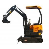 China China Factory Supply CE Approved XN15 Mini Digger With Best Prices on sale