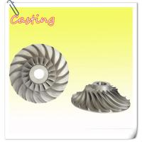 Investment casting marine water pump impellers for reflow oven Manufactures