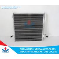 Auto Air Conditioning Condenser For Mitsubishi L200 2006 OEM MN123606 Manufactures