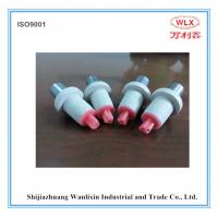 China Supplier Best Quality S type expendable thermocouple tip/head Manufactures