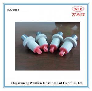 S/B/R type Platinum-rhodium disposable thermocouple Manufactures
