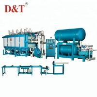 China High Performance Polystyrene Eps Block Molding Machine For Easy Operation on sale