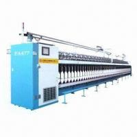 Flyer Roving Frame with 1,400rpm Maximum Spindle Speed Manufactures