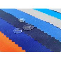 Protective Workwear Acid Proof Fabric 98% Cotton 2% Conductive Fiber Twill Manufactures