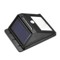 outdoor waterproof 16led solar wall mounted motion sensor light Manufactures