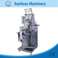 Buy cheap Fully Automatic Vertical Fragant Napkin Paper / Wet Tissue Packing Machine from wholesalers