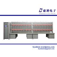 48 Meters Single Phase Kilowatt hour meter test bench (HS-6103F) Manufactures