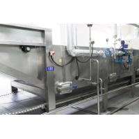 Fruit And Vegetable Washer Machine , Vegetable Processing Unit Intelligent Operation Manufactures