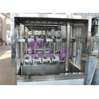 Single Blowing Knief Soft Drink Processing Line Bottle Blowing Machine , Strong Bottle Blow Dryer Manufactures
