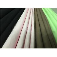 Natural 100% Dyed Cotton Fabric Woven Stretch Cotton For Bedding Fabric Manufactures