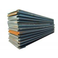 ASTM A285 GR.C Hot Rolled Mild Steel Plate Black Painted Finished Surface Manufactures
