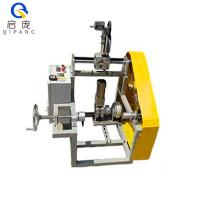 China Uniform Transformer Steel Wire Winding Machine 220V / 380V With CE Certification on sale