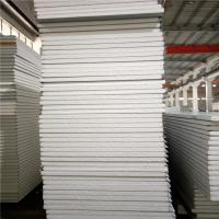 50mm 75mm sound insulation eps sandwich panel 11900x1150mm for prefabricated house Manufactures