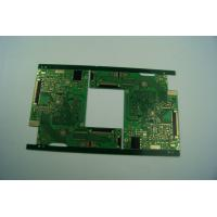 High Frequency Controlled Impedance PCB Printed Circuit Board Black Silkscreen 28 Layer Manufactures