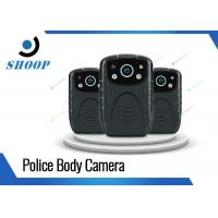 Buy cheap HDMI port H264 CCTV Night Vision Police Body Worn Camera With CMOS Sensor from wholesalers