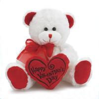 Personalized Cute Valentines Day Stuffed Bears Small Plush Toys for Girls Manufactures