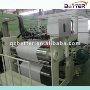 China Jumbo Roll BOPP & PE Compound Laminating Machine,Hot Melt Adhesive Coater Laminator on sale