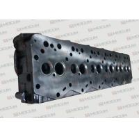6137- 12 - 1600 Engine Cylinder Head , 6D105 Auto Cylinder Head Assy for KOMATSU Manufactures
