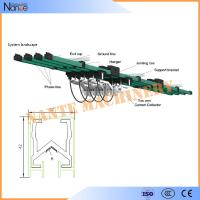 JDC Aluminum / Copper Single Pole Insulated Conductor Rail System