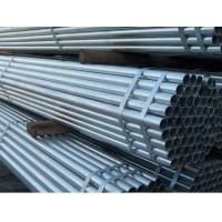 6m Length Hot Dipped Galvanized Steel Pipe Diameter 16 - 315mm for Water Pipe GB ASTM Standard Manufactures
