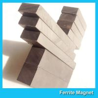 China Powerful Hard Sintered Barium Ferrite Magnet Strong Permanent High Reliability on sale