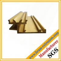 solid brass building material extrusion section of window and door Manufactures