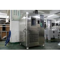 Buy cheap Stainless Steel Accelerated Aging Chamber Ozone Resistance Test For Rubber from wholesalers