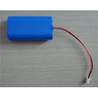China Li ion battery pack 7.4V for PSP/ portable dvd player on sale