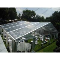 Luxury Garden Transparent Marquee Tent Manufactures