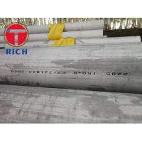 Quality Duplex 2205 Stainless Steel Tube GB/T21833 ASTM A276 S31083 Annealed Surface for sale