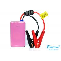 China 5400mAh Compact Car Jump Starter Power Bank , Portable Fast Charging Power Bank on sale