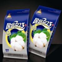 Stand Up Pouch Plastic Corn Seed Bag , Fertilizer Packaging Bags Easy Peel Manufactures